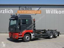 Camion multibenna usato MAN TGA 26.430 6x2-2 BL, Meiller RK 18065, LX Kabine