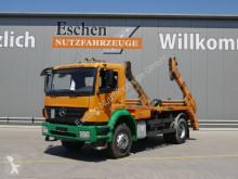 Mercedes 1833 Axor Meiller AK 12 Teleabsetzer, EUR5 truck used tipper