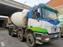 Camion calcestruzzo rotore / Mescolatore Mercedes Actros 4143