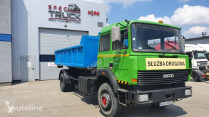 Camion multiplu Iveco Turbostar 360, 4x2 Tipper, Full Steel,Cooled Water-M