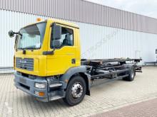 Camion châssis MAN TGM 18.280 4x2 LL 18.280 4x2 LL. bis 7.45 m, hydr. Hubrahmen