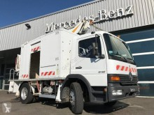 Camion nacelle télescopique occasion Mercedes Atego 1217
