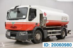 Renault vegyi anyagok tartálykocsi teherautó Premium 270