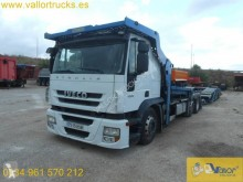 Camion porte voitures Iveco Stralis AS 190 S 45