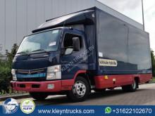 Camión Mitsubishi 7C15 HYBRIDE hybrid furgón usado