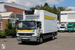 Mercedes multi temperature refrigerated truck Atego Mercedes Benz Atego 1222 Carrier Supra
