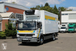 Камион хладилно Mercedes Atego 1222 E5 Carrier Supra 850Mt /Bi-Temp/Klima