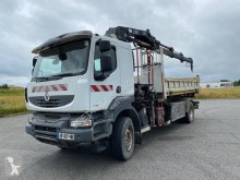 Renault Kerax 370.19 DXI truck used two-way side tipper