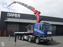 Camion Scania G 490 plateau occasion