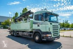 Scania B 6x2 420 Fassi Kran F260BXP,28 LKW