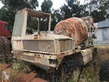 Camião betão betoneira / Misturador Dieci LH672 Mixer/