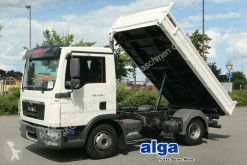 Camion MAN 8.220 TGL 4x2, Meiller, Klima, Maul-AHK tri-benne occasion
