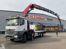 Mercedes Arocs 4148 truck used flatbed