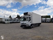 Used multi temperature refrigerated truck Renault Midlum 220.16 DXI
