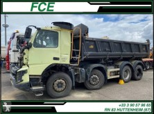 Volvo two-way side tipper truck FMX 460