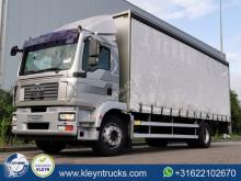 MAN TGM 18.240 truck used tautliner