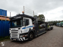 Camion porte voitures occasion Scania P 380