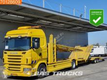 Camion porte voitures Scania R 380