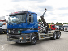 Camion Mercedes Actros 2640 K 6x4 Abrollkipper Meiller polybenne occasion