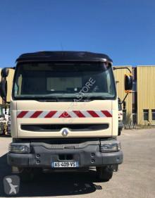 ciężarówka wywrotka budowlana Renault