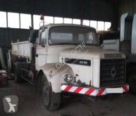 Used three-way side tipper truck Berliet GLR 200