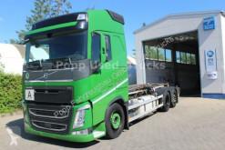 Volvo FH 460 6x2 Abroller HIAB Multilift*Lenkachse* LKW