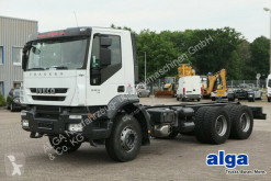 Camion châssis occasion Iveco 260T36 Trakker 6x4, Nebenantrieb, wenig KM