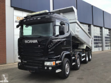 Scania R 490 truck used tipper