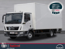 Camion furgon second-hand MAN TGL 8.190 4X2 BL Koffer 6m, ESP, Tempomat