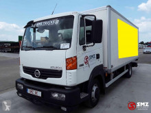 Camion fourgon occasion Nissan