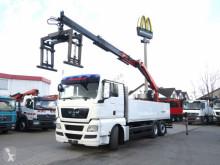 Kamión valník MAN TG-X Intarder, Lenkachse