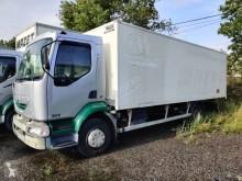 Lastbil Renault Midlum 220 DCI transportbil polybotten begagnad