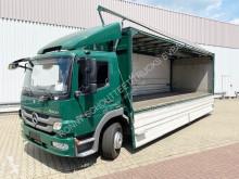 Camion fourgon Mercedes Atego 2029 L 6x2 2029 L 6x2 Getränkewagen, Lenkachse, LBW BÄR, 2x AHK