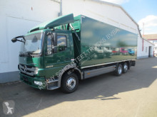 Camión Mercedes Atego 2029 L 6x2 2029 L 6x2 Getränkewagen, Lenkachse, LBW BÄR, 2x AHK furgón usado