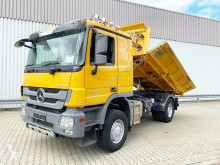 Mercedes three-way side tipper truck Actros 1855 AK 4x4 1855 AK 4x4, Retarder, V8, Bordmatik links