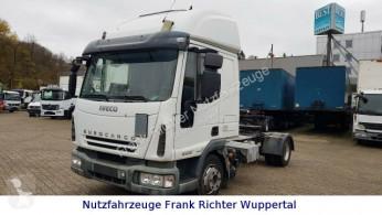 Cabeza tractora Iveco Eurocargo 90E22,SZM. Für KL. 3,EU5 Tüv bis 06/21Klima usada
