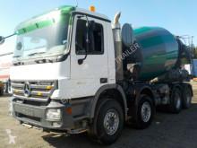 camion Mercedes 4148-WECHSELSYSTEM-KIPPER-NEUE MOTOR