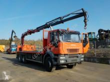 camion Iveco TRAKKER -6X4-MANUAL-HMF1680-FUNK