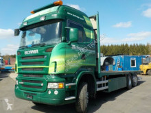 Camion dépannage occasion Scania R580-6X2-LENKACHSE-TOP ZUSTAND