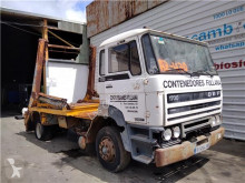DAF skip truck