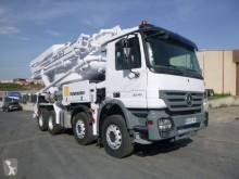 Camion Mercedes Actros 3241 béton malaxeur + pompe occasion