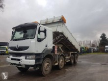 Renault two-way side tipper truck Kerax
