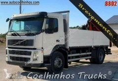 Volvo flatbed truck FM 260