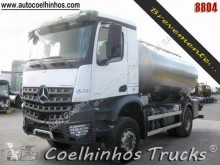 Camion Mercedes Arocs 1843 citerne occasion