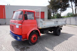 Berliet KIPPER / LOW KILOMETERS / MANUAL / HYDRAULICS / 1965 truck used tipper