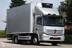 Камион хладилно еднотемпературен режим Mercedes Atego 1521