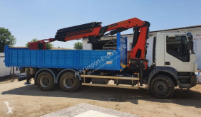camion Iveco 440 6X4 CAJA ABIERTA VOLQUETE PALFINGER PK 29002