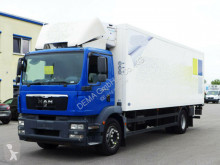 MAN TGM 18.290*Euro 5*AHK*LBW 2000Kg*Carrier 950*TÜV truck used refrigerated