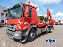 Camion benne occasion Mercedes 2548 Actros 6x2, PAK18H, Liftachse, 3-Achser
