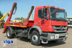 Camion benne occasion Mercedes 1833 Axor 4x2, VDL P-13T, teleskop.,Tempomat,AHK